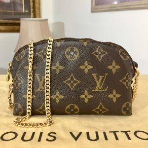 Louis Vuitton Bucket Pouch Shoulder Bag 💼 CA0044